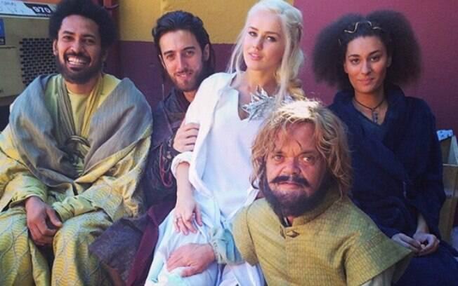 Dublês que atuaram em Game of Thrones