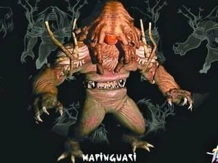 """Folclore. O Mapinguari é o grande vilão de """"Aritana e a Pena da Hárpia"""", do desenvolvedor paulista Duaik Studio"""