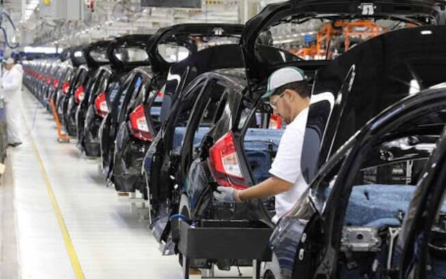 fabrica da Honda