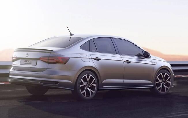 Além do VW Polo GTS, o sedã Virtus também terá uma versão esportiva em 2019