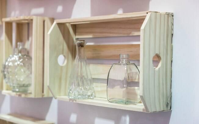 Feira traz ideias de decoração criativa e barata -> Ideias Baratas Para Decoracao De Banheiro
