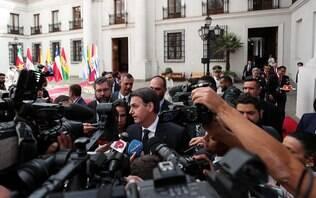 """Bolsonaro diz que Brasil não tem """"qualquer intenção"""" de intervir na Venezuela"""