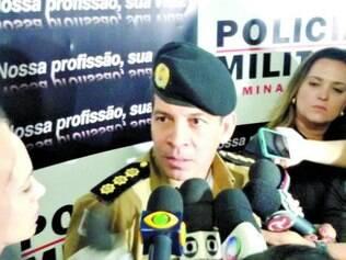 Coronel Machado comandará batalhão que vai atuar na Copa