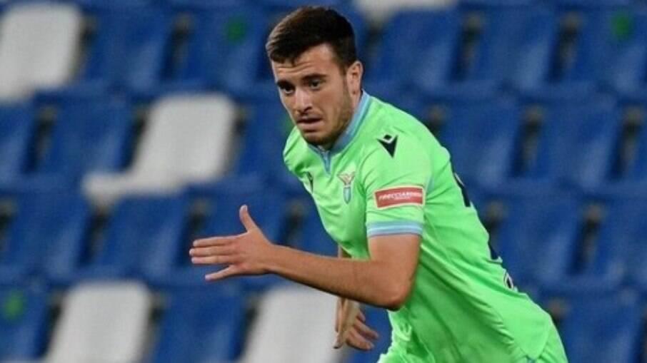 Lazio jogou de uniforme verde na última temporada