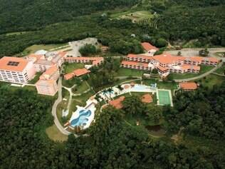 O Tauá Resort Caeté  conta com uma estrutura física invejável e tem tudo para oferecer momentos de prazer e sossego