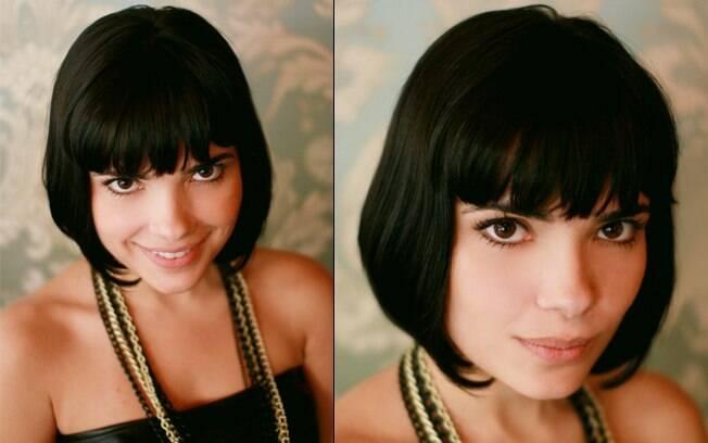 Vanessa Giácomo disse que não se sente à vontade em fazer cenas sensuais, mas faz sem medo de errar