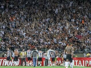 Torcedores atleticanos terão direito a apenas 5% dos ingressos para grande final da Copa do Brasil