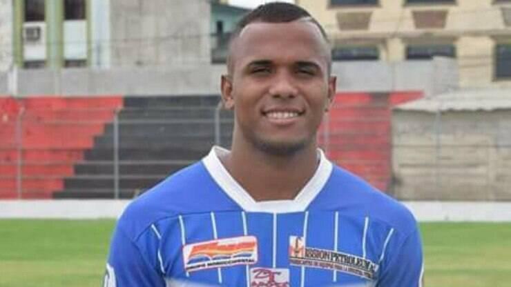 Jogador com passagem pelo Vasco é assassinado no litoral de SP - Futebol -  iG 04c51842b91bb