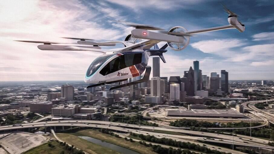 Bristow encomenda até 100 eVTOL da Eve Urban Air Mobility, subsidiária da Embraer