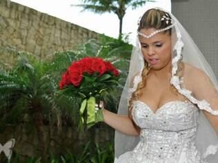 Monique pagou o vestido, mas ele não ficou pronto para o casamento