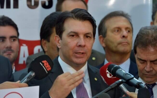 O deputado Arthur Maia é o relator do PL 4.918/16; o projeto inicial sofreu alterações