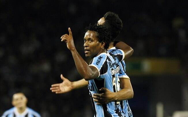 Segundo pior entre os segundo colocados dos  grupos, o Grêmio terá pela frente nas oitavas de  final o Santa Fé, da Colômbia