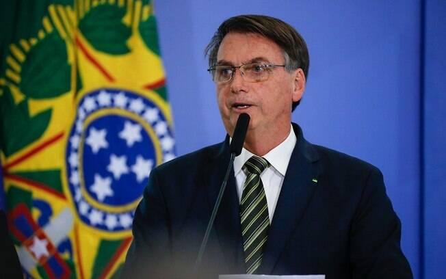 Bolsonaro tem minimizado a gravidade da Covid-19 desde o início da crise