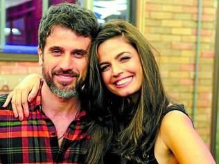 Personagens de Eriberto Leão e Emanuelle Araújo vão se envolver