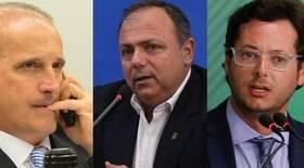 Grupo pede inquérito contra Onyx, Pazuello e Wajngarten