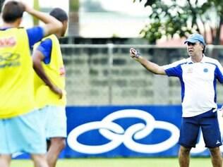 Reta final. Marcelo Oliveira quer fazer últimas observações pensando no próximo ano