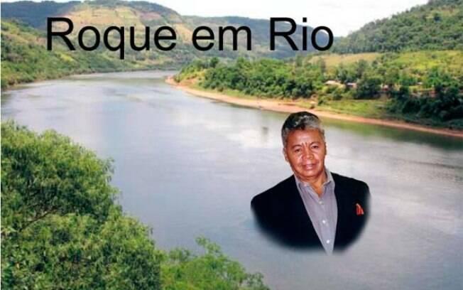 Rock in Rio também virou meme com o funcionário do SBT