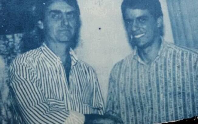 Presidente Jair Bolsonaro e indicado para cargo de alto escalão na Petrobras são amigos há mais de 30 anos e presidente já pediu votos para o então candidato a vereador