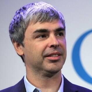 Larry Page ficou sem voz durante alguns dias, mas não revelou doença