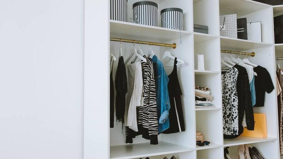 Saiba como montar o closet perfeito!