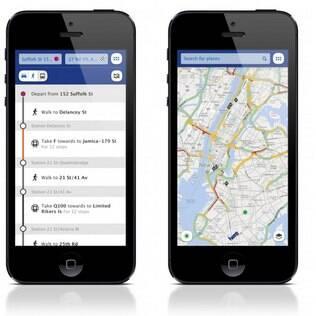 Here, novo aplicativo de mapas da Nokia para dispositivos móveis da Apple