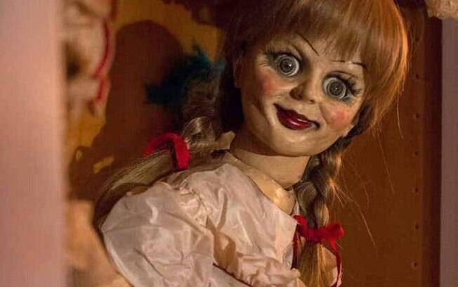 Fake news sobre Annabelle movimenta a internet