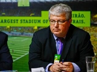 Diretor executivo do COL, Ricardo Trade, diz que não há plano B para o Itaquerão na Copa