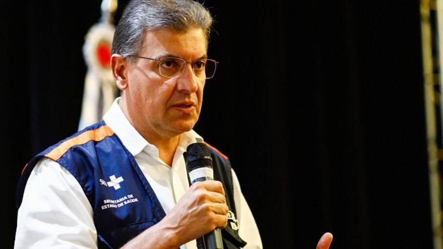 Ex-secretário da Saúde Carlos Eduardo Amaral