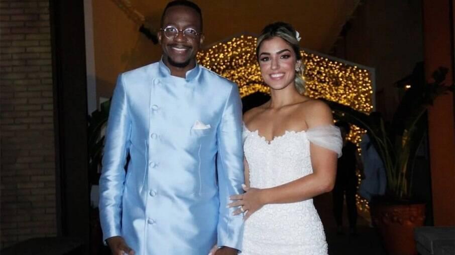 Termina casamento de Mumuzinho e Thainá Fernandes