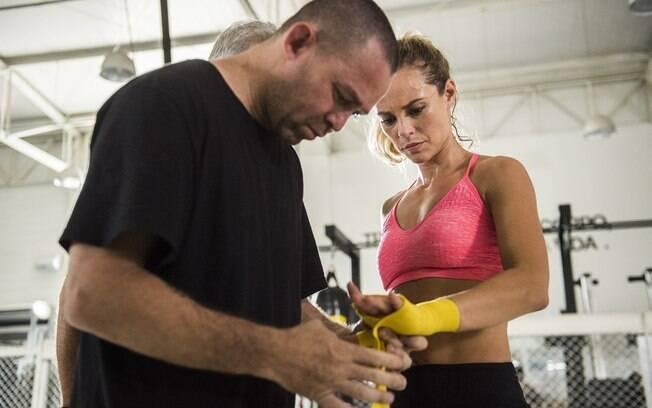 Paolla Oliveira viverá policial que sonha em se tornar lutadora de MMA em ''A Força do Querer''