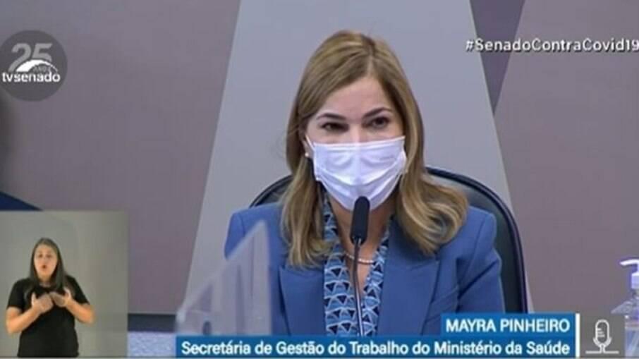 Mayra Pinheiro,