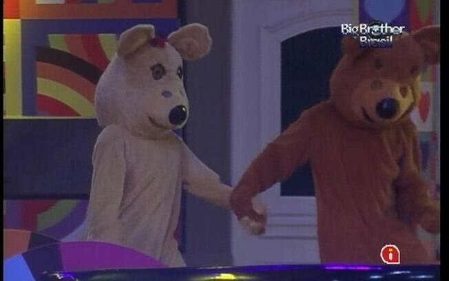Ursinhos entram no confinamento para agitar a Festa Dancing Days