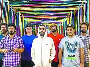 A banda Zimun se apresenta no Museu de Artes e Ofícios na quarta