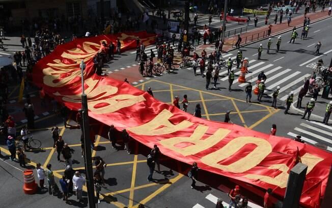 Grito dos Excluídos em São Paulo aconteceu na Avenida Paulista