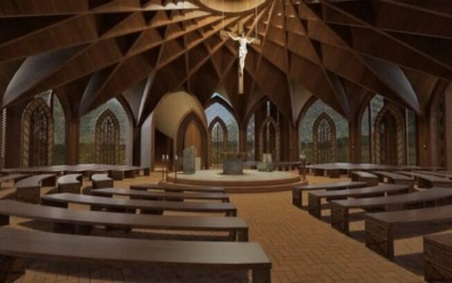 Vaticano financiará 1ª igreja indígena no Brasil.