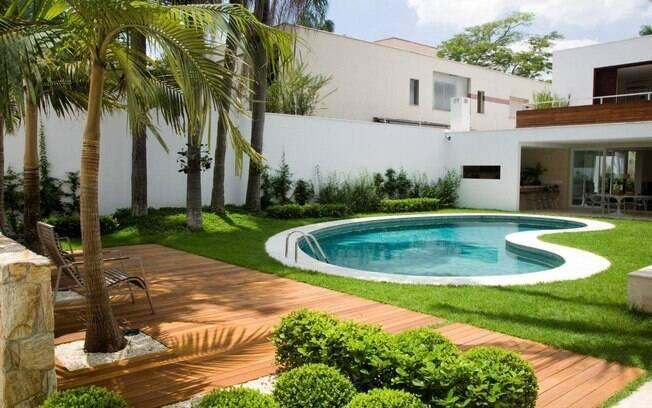 Piscinas para se refrescar no calor arquitetura ig - Casas de plastico para jardin ...