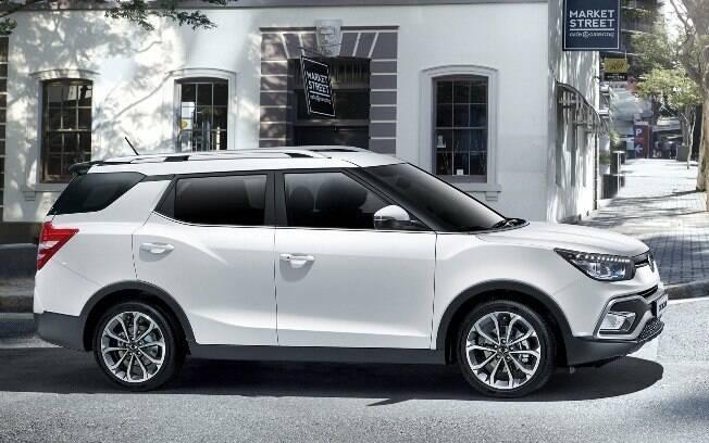 Se estiver procurando um dos SUVs compactos da SsangYong, recomendamos o Tivoli. O XLV não tem muito propósito