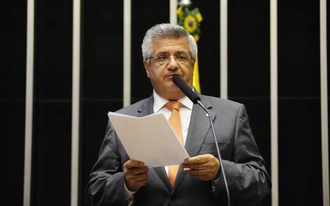 O deputado Bacelar (BA) é indicado do PTN para a comissão do impeachment.. Foto: PTN/Divulgação