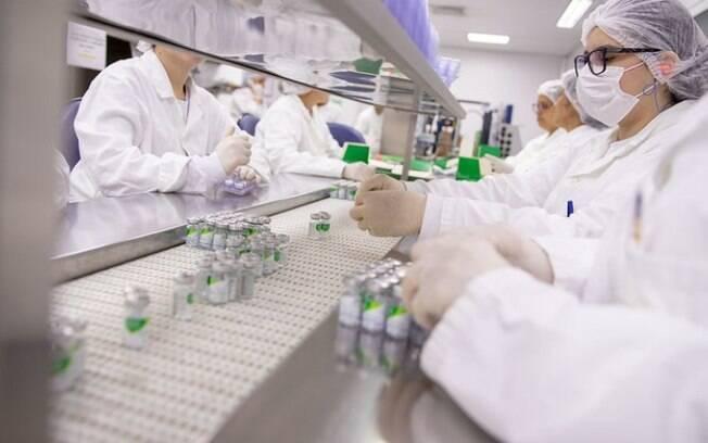 Campinas espera vacinar 210 mil pessoas até o final de março.