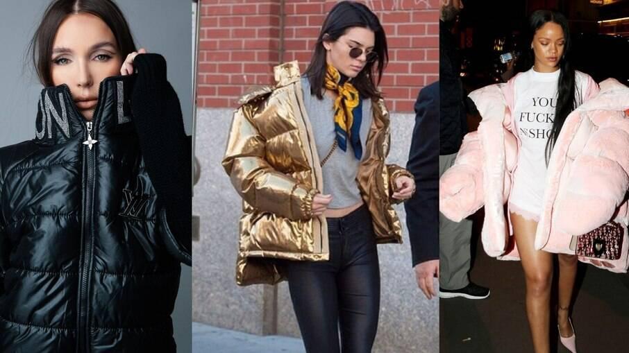 Marília Falkenberg, Kendall Jenner e Rihanna