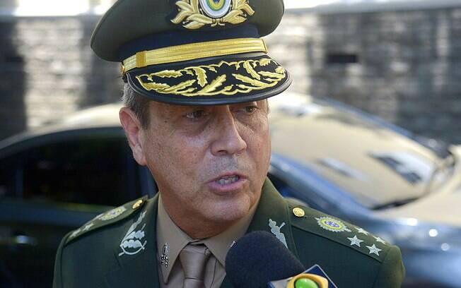 General Walter Braga Netto é o responsável pela intervenção federal na segurança pública do Rio de Janeiro
