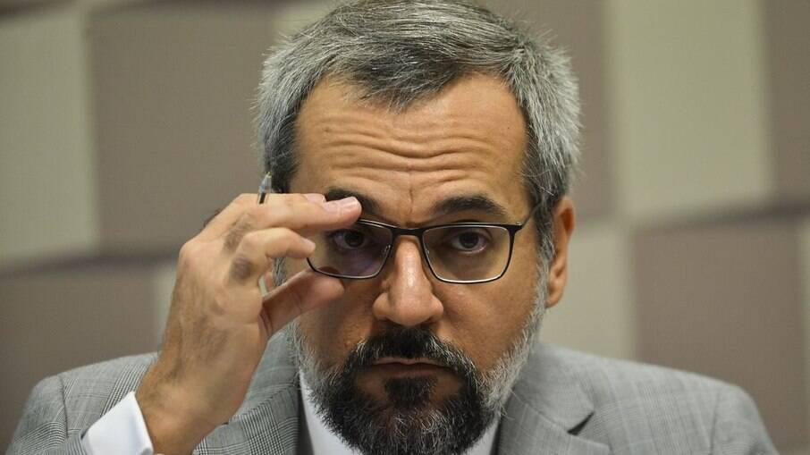 Abraham Weintraub, ex-ministro da educação, demitido pelo presidente Jair Bolsonaro (sem partido)