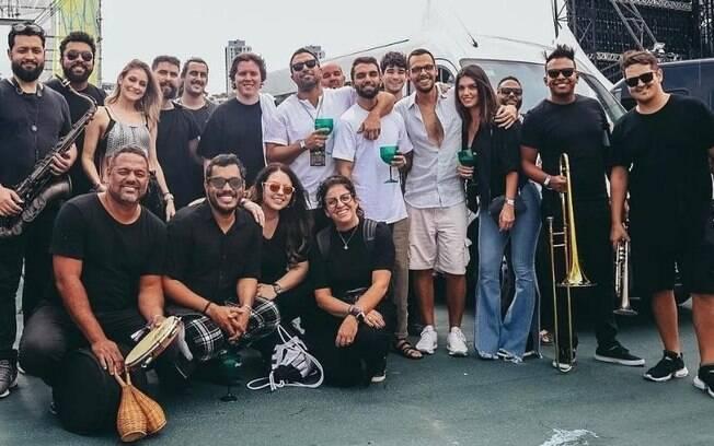 O cantor Silva lamenta o cancelamento de seu show no lollapalooza 2019