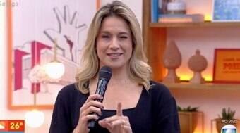 Globo deve abrir mão de Fernanda Gentil no entretenimento; entenda