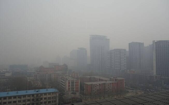 Poluição do ar em Pequim