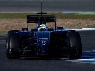 Felipe Massa espera melhorar seu desempenho pilotando a Williams