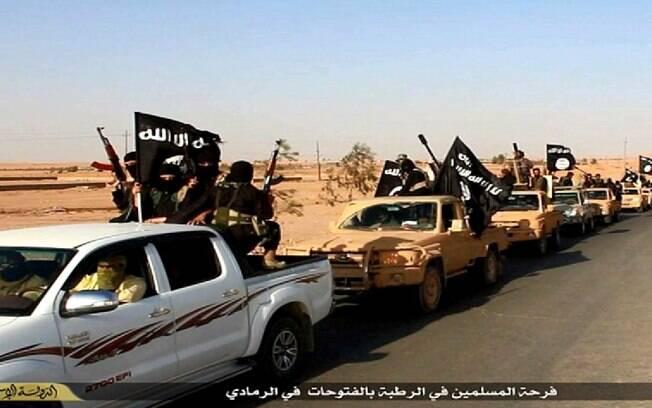 Estado Islâmico comemora vitória no Iraque