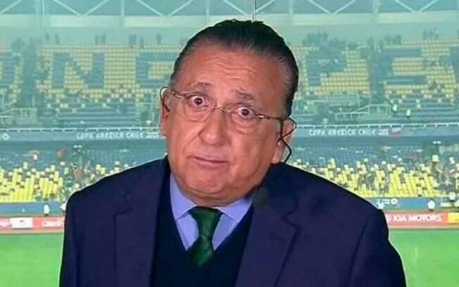 Sem Arnaldo, Tino e Reginaldo Leme: Galvão vê colegas deixarem Globo em reformulação da emissora
