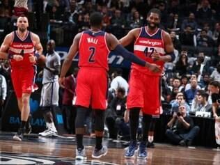 Washington Wizards perdeu para o Milwaukee Bucks por 91 a 85