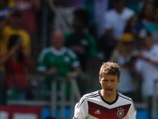 Alemanha goelou Portugal na estreia das duas seleções na Copa deste ano